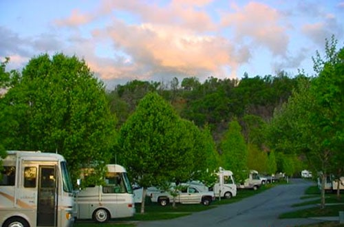 Mountain Gate RV Park and Cottages