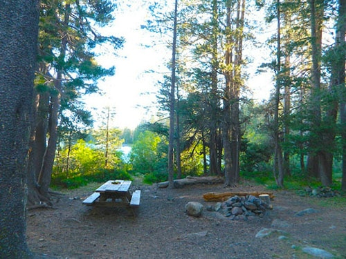 Best camping in CA, Snag Lake Campground