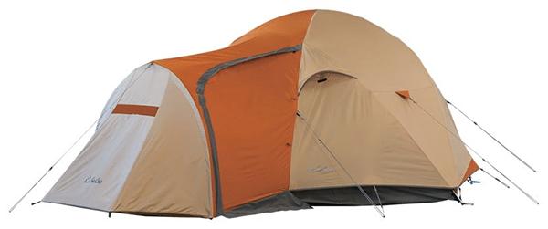 Best 6 person tent Cabela's West Wind