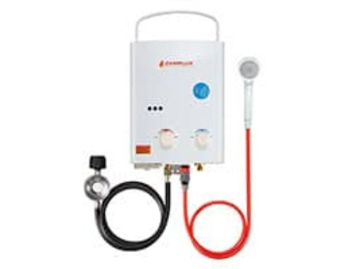 Camplux Tankless Water Heater Review