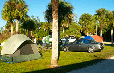 Best camping in Florida, Naples Island