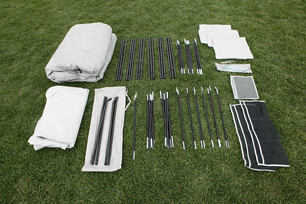 Ozark Trail 20 Person Tent Poles