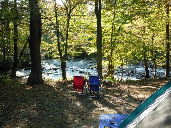 Best camping in Tennessee Greenbriar Campground