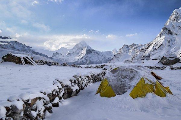 Best 4 season tents