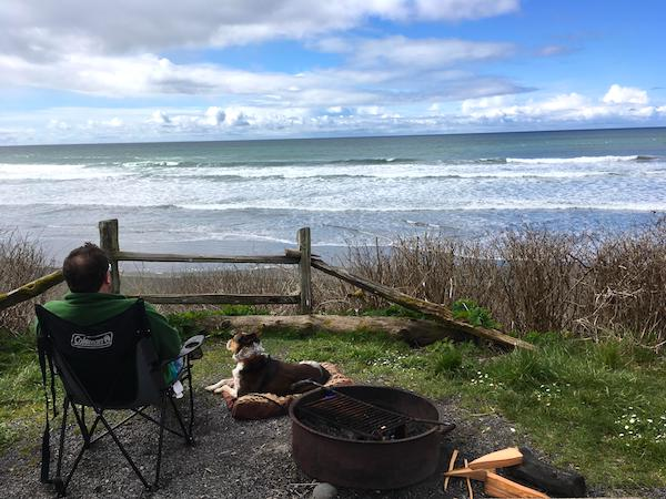 Best places to go camping in Washington, Kalaloch Campground