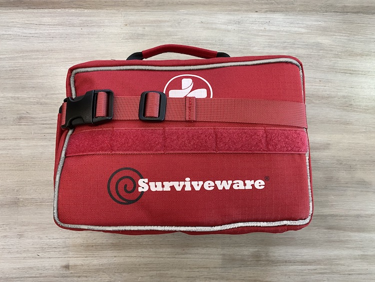 Surviveware Large First Aid Kit front