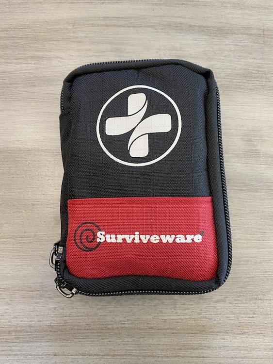 Surviveware Large First Aid Kit Mini Kit