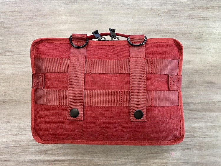 Surviveware Large First Aid Kit back