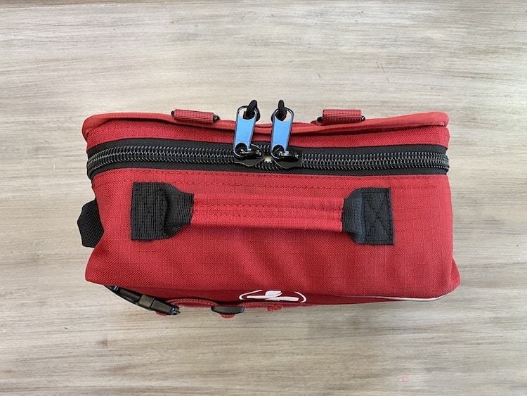 Surviveware Large First Aid Kit top