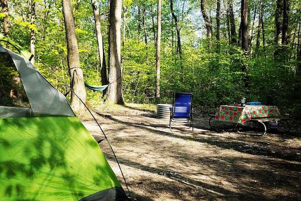 Best places to go camping in Michigan