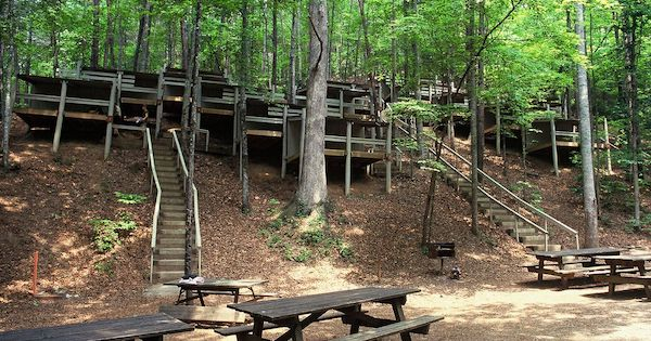 15 Best Places To Go Camping in Georgia 1