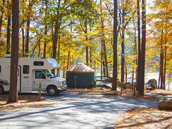 15 Best Places To Go Camping in Georgia 4