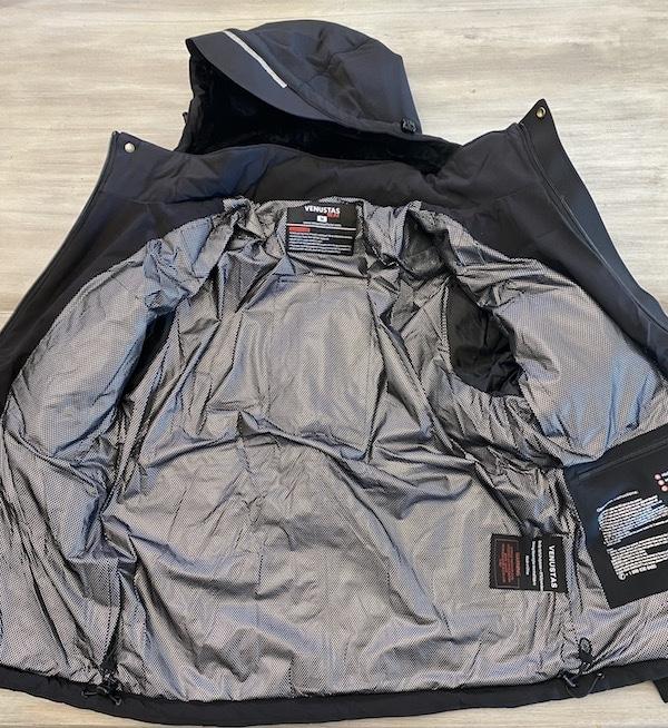 Venustas Heated Jacket inside